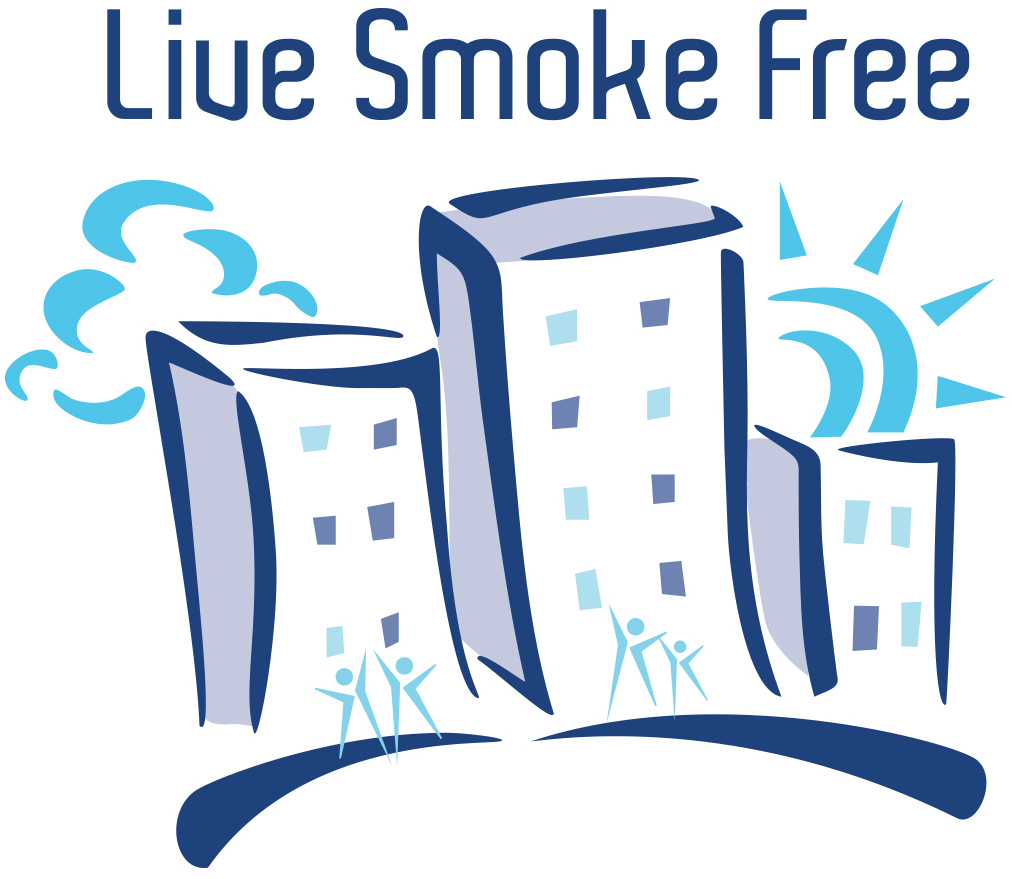 Live Smoke FreeOrder Signs - Live Smoke Free